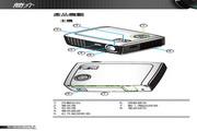 奥图码 3DW1投影机 使用说明书