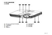 奥图码 ES551投影机 使用说明书