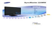 三星 225MW液晶显示器 使用说明书