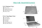 MiTAC 8089C笔记本电脑说明书