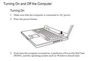 MiTAC 8060B笔记本电脑说明书