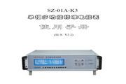 格宁SZ-01A-K3单相多功能标准电能表说明书