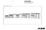 ABB PST105软启动器 安装调试手册