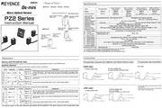 基恩士 PZ2-41独立型光电传感器 说明书