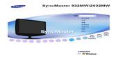三星 2032MW液晶显示器 使用说明书