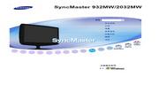 三星 932MW液晶显示器 使用说明书