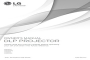 LG HS200G投影机 英文使用说明书