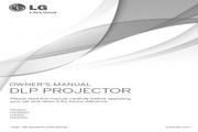 LG HS200投影机 英文使用说明书
