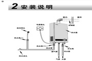 海尔JSQ20-P2(G)(12T) 家用燃气热水器使用说明书