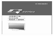奇美 液晶显示器22GH型 使用说明书