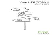 HTC TITAN II手机 说明书