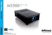 富可视InFocus IN5302投影机 使用说明书