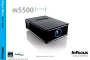 富可视InFocus IN5535投影机 使用说明书