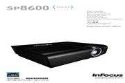 富可视InFocus SP8600投影机 使用说明书