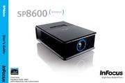 富可视InFocus SP8602投影机 使用说明书