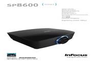 富可视InFocus SP8604投影机 使用说明书