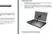 MiTAC 8858笔记本电脑说明书