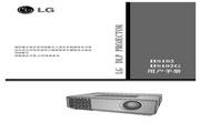 LG HS102G投影机 使用说明书