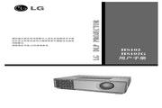 LG HS102投影机 使用说明书