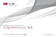 LG Optimus M MS690移动电话 使用说明书