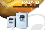 台达(DELTA)VFD750B43A型变频器说明书