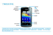 飞利浦 W820手机 使用说明书