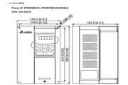 台达(DELTA)VFD110B23A型变频器说明书