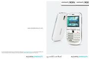 阿尔卡特 Onetouch 900手机 使用说明书
