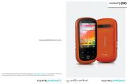 阿尔卡特 Onetouch 890手机 使用说明书