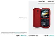 阿尔卡特 Onetouch 813手机 使用说明书