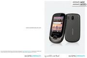 阿尔卡特 Onetouch 602手机 使用说明书