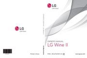 LG Wine II(UN430BB)手机 说明书
