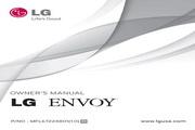 LG UN150 ENVOY手机 说明书