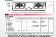 海尔JZY-Q88S(20Y)家用燃气灶使用说明书