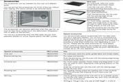 博世HBA30B550W嵌入式烤箱说明书