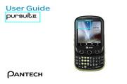 泛泰 Pantech pursuit II手机 说明书