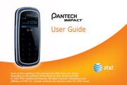 泛泰 Pantech Impact手机 说明书