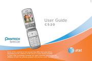 泛泰 Pantech Breeze (C520)手机 说明书