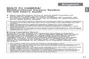 卡西欧 YC-430投影机 英文使用说明书