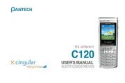 泛泰 Pantech C120手机 说明书