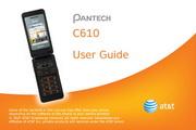 泛泰 Pantech C610手机 说明书