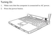 MiTAC 8640SC笔记本电脑说明书