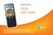 泛泰 Pantech C630手机 说明书