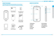 泛泰 Pantech CRUX手机 说明书