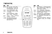 索爱 T202c手机 说明书