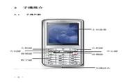 声宝 GK-818型手机 说明书