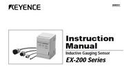 基恩士 EX-205涡电流位移传感器 说明书
