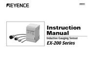 基恩士 EX-202涡电流位移传感器 说明书