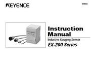 基恩士 EX-416涡电流位移传感器 说明书