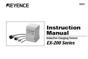 基恩士 EX-305涡电流位移传感器 说明书
